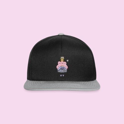 Airy Fairy Lavender - Snapback Cap