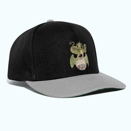 Middle Ages Dragon - Snapback Cap