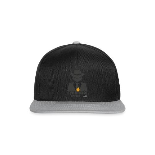Syndicate Grilling - Mafia Grillshirt - Snapback Cap