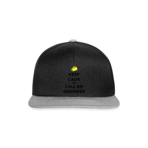 Keep Calm Engineer - Snapback Cap