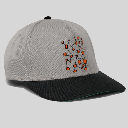 connected_version2 - Snapback Cap