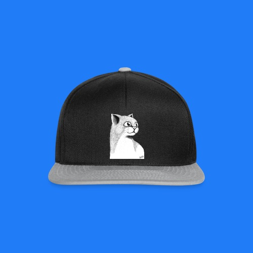 CAT HEAD by AGILL - Casquette snapback