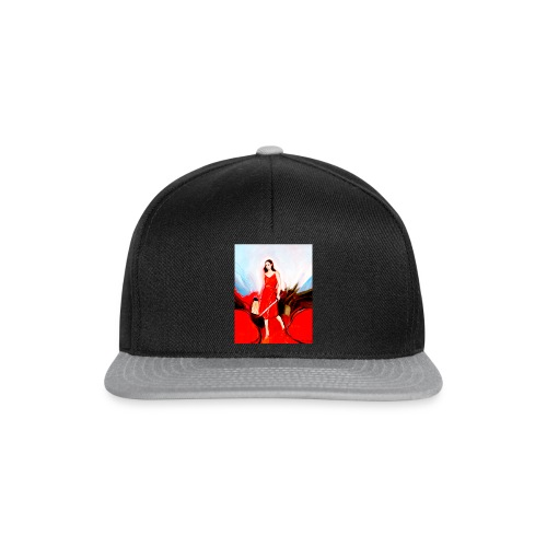 Swan Slayer - Snapback Cap