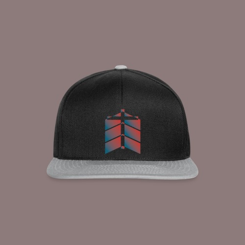 retro cross directed - Snapback Cap