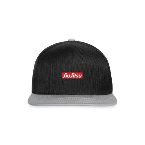 Jiu Jitsu BJJ Tshirt - Snapback Cap