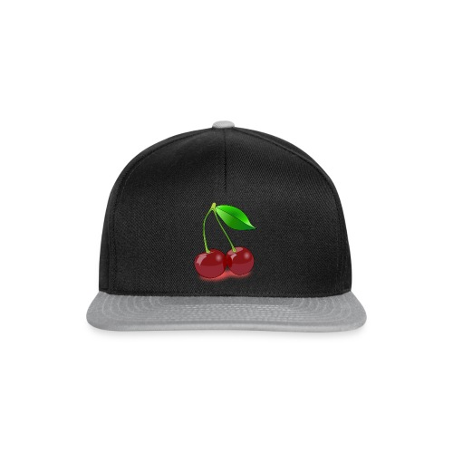 cherry - Snapback cap