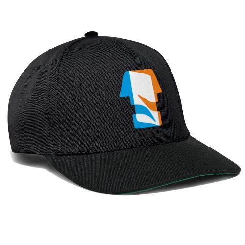 Logo CIFTA letra negro - Gorra Snapback