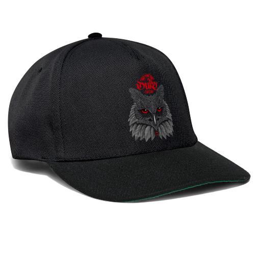 Mehndi Owl by Gideon - Snapback cap