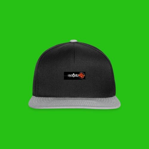 GAMER360 - Snapback Cap