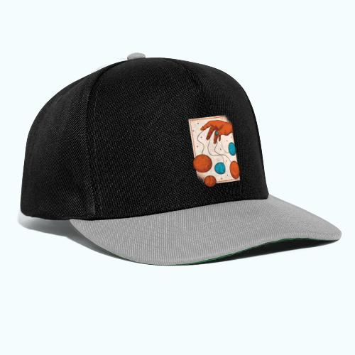Planets On A String - Snapback Cap