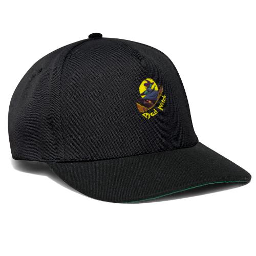 Bad Witch Outfit für Hexen im Kessel brauen - Snapback Cap