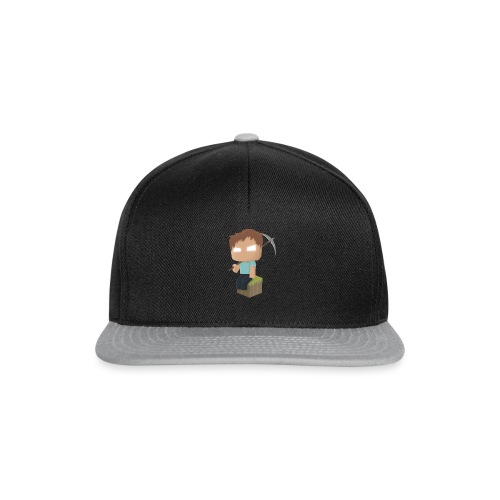Collection Minecraft.fr - Casquette snapback