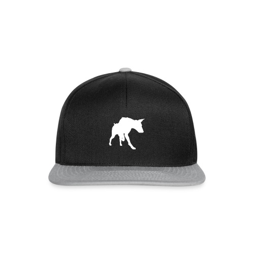 Metal Gear Online - Doberman Rank - Snapback Cap