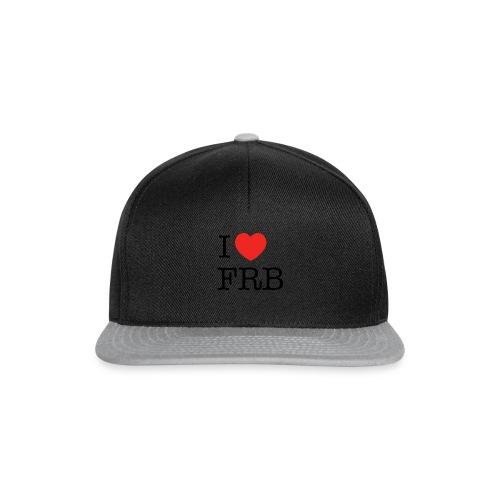 I Love FRB - Streetwear - Snapback Cap