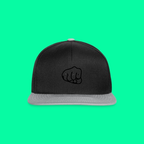 4FloorsUp First Ever Merch Limited Edition - Snapback Cap