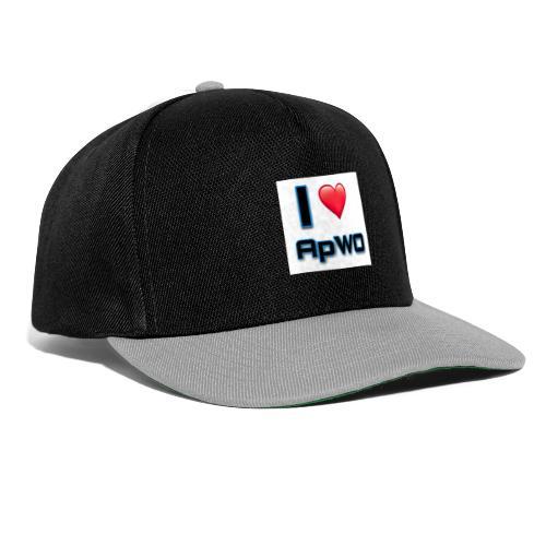 ApWO - Snapback Cap