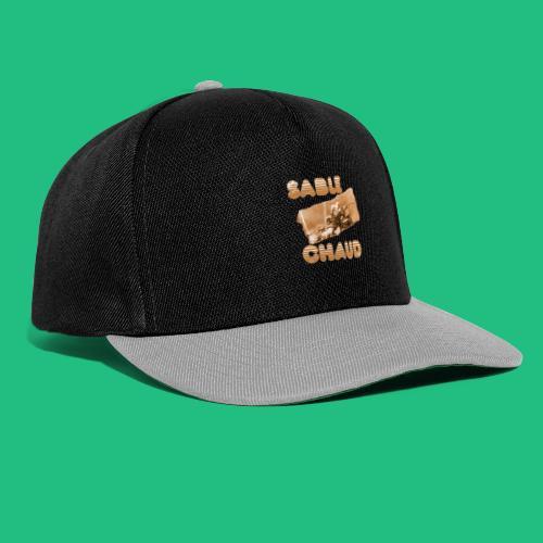 sable chaud3 - Casquette snapback