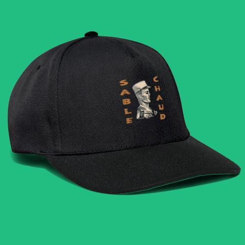 sable chaud5 - Casquette snapback