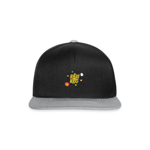 Raw Nrg comic 1 - Snapback Cap