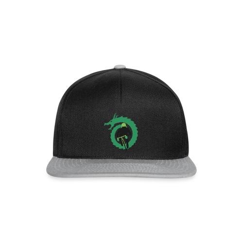 Shirt Green and Green png - Snapback Cap