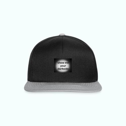 darkside. IMG 6968 - Snapback Cap