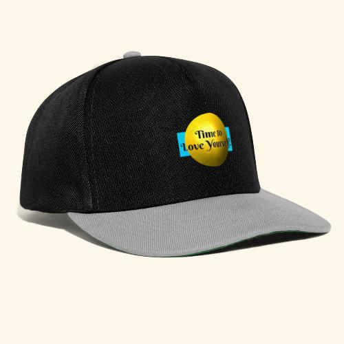 Time to Love Yourself - Snapback Cap