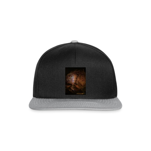 Cutting cube deluxe - Gorra Snapback