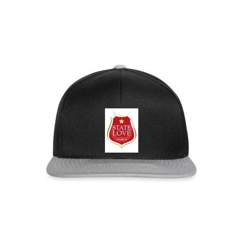 State-Love - Snapback Cap