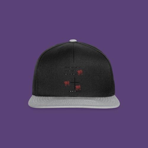confersations_roos - Snapback cap