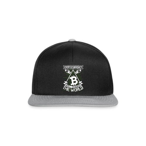 cryptocurrency - Snapback cap