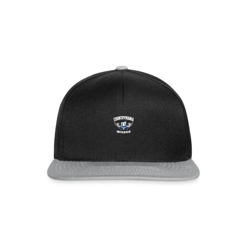 United In Blue - Snapback Cap