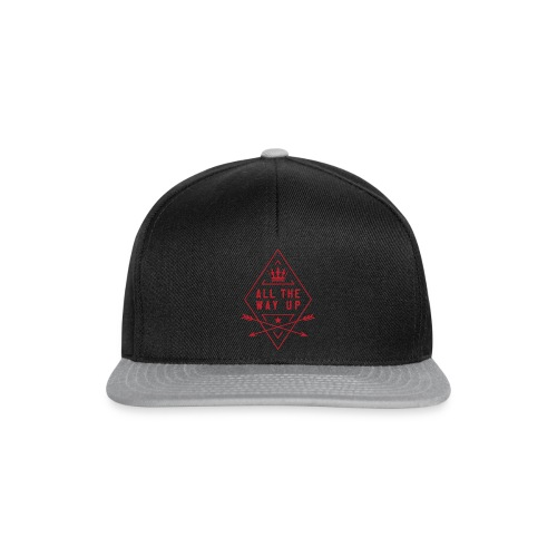 atwu_red - Snapback Cap