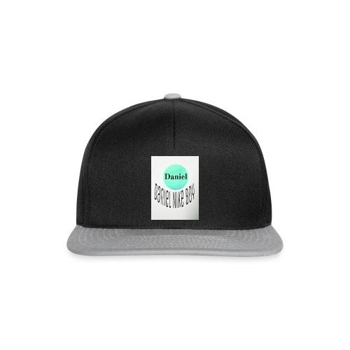 Mode mit Daniel - Snapback Cap