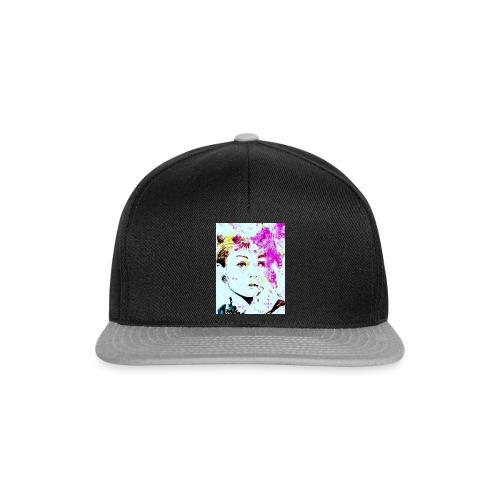 Audrey - Snapback Cap