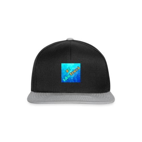 De Santings Logo - Snapback cap