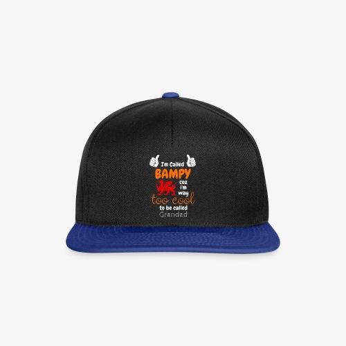I'm Called BAMPY - Cool Range - Snapback Cap