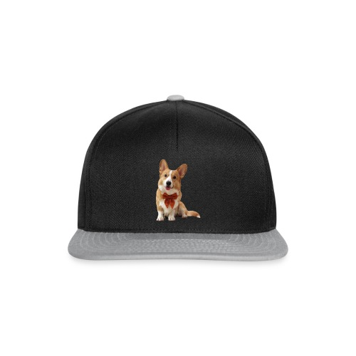 Bowtie Topi - Snapback Cap