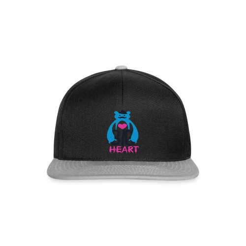 Big Heart Monster Hugs - Snapback Cap