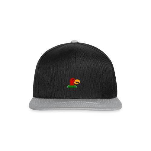 Parrots head - Snapback Cap