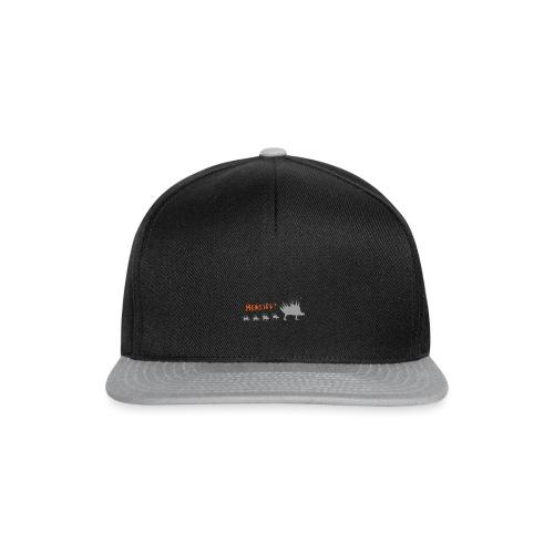 Hedgehog style - Snapback Cap