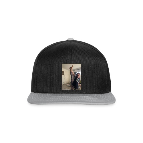 BE YOURSELF - Snapback Cap