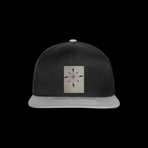 Luminous Eyes - Casquette snapback