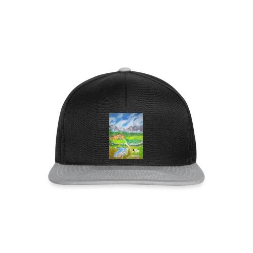 LandIMG 20180818 140244 - Snapback Cap