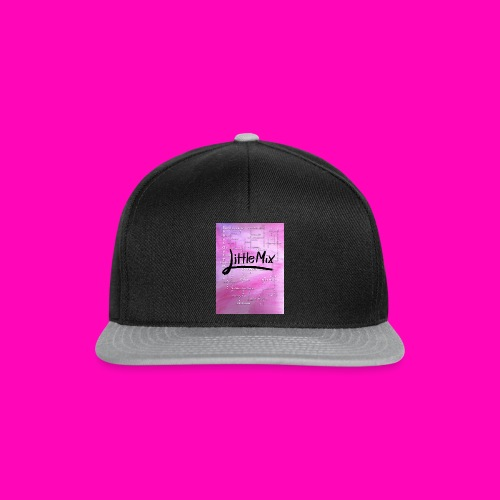 Little Mix success over the past 7 years - Snapback Cap