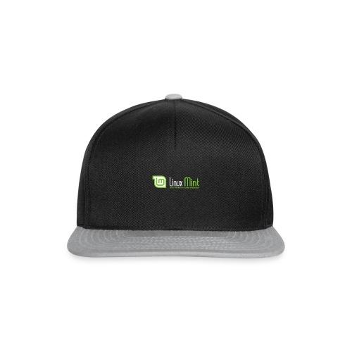 linux mint - Snapback Cap