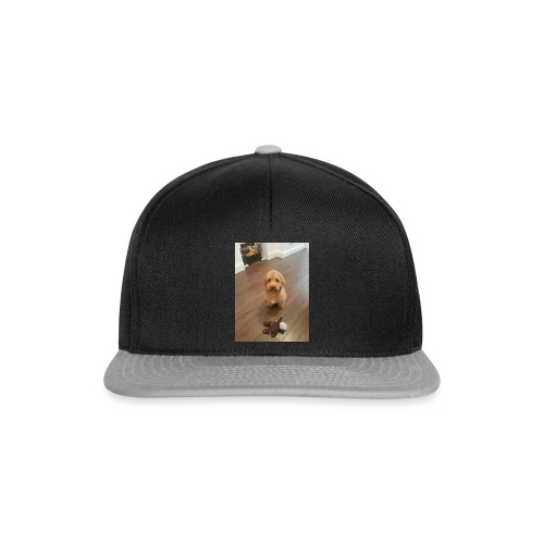 Teddy boy is here come and buy this - Snapback Cap