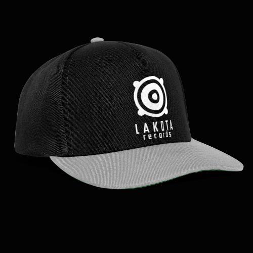 LAKOTA Logo White - Snapback Cap