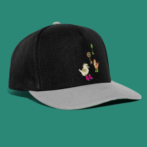 bunte vögel,Colorful birds - Snapback Cap