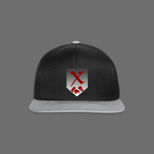 LB 04 Wappen mit verlauf - Snapback Cap