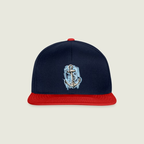 ancoracqua - Snapback Cap